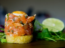 Delicious, Fresh and easier Than You Think! A great starter or light lunch