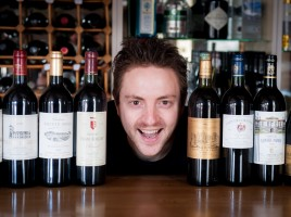 Graeme Pallister of 63 Tay Street Perth local honest simple wine blog