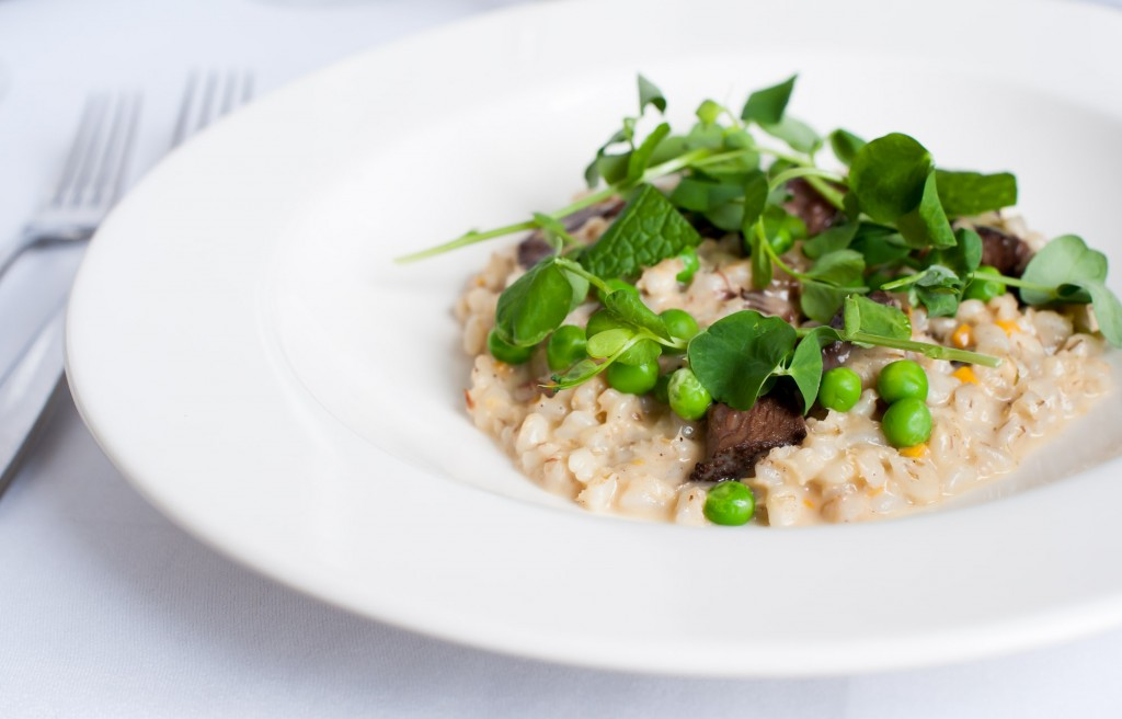 Barley & Mutton Risotto