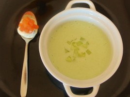 Cumcumber Soup Recipe from Graeme Pallister