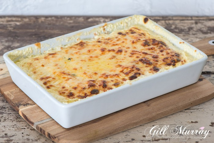 Turnip Gratin on Local, Honest, Simple from 63 Tay Street in Perth